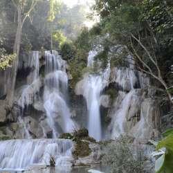 Les cascades de Kuang Sy